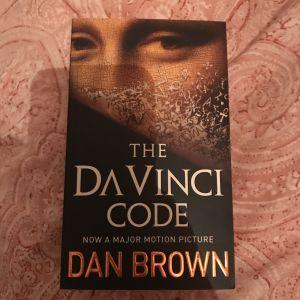 Βιβλίο ΄΄ Ο Κώδικας Ντα Βίντσι ΄΄ , Dan Brown.