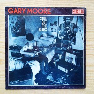 GARY MOORE - Still Got The Blues (1990) Δίσκος Βινυλίου Blues Rock