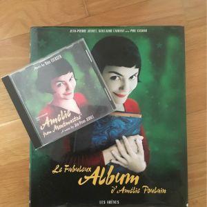 Amelie Cd και βιβλίο