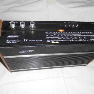 Ραδιοφωνο   HACKER    SOVEREIGN  IV     RP-77MB