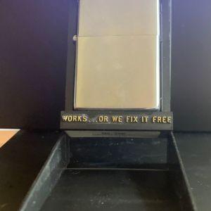 Αυθεντικός vintage zippo αναπτήρας