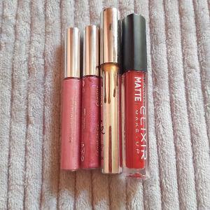 Διάφορα lip gloss