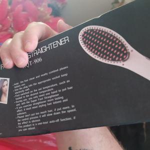 Βουρτσα ενίσχυσης μαλλιών