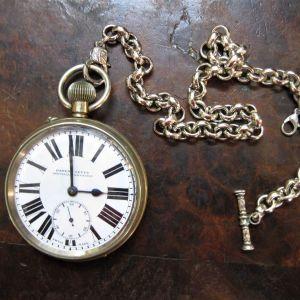 Ρολόι τσέπης μεγάλο