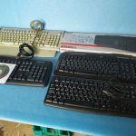 πληκτρολογια για PC, τεμαχια 5,τιμη για ολα μαζι=20€