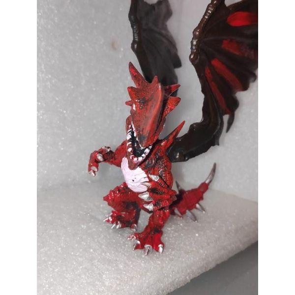 figoura fantasias kokkinos drakos