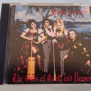 Army of lovers - The gods of earth and heaven cd album