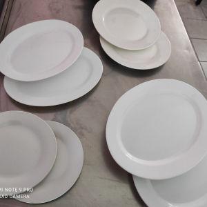πιάτα - πιατέλες