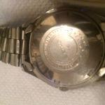 Πωλείται το Αυτόματο ρολόι seiko 17 jewels