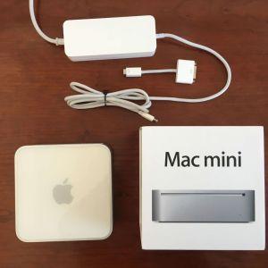 Mac Mini (Late 2009) - 250GB SSD - 8GB RAM - Mac OS X 10.11.6 - Date Manufactured: February 2010
