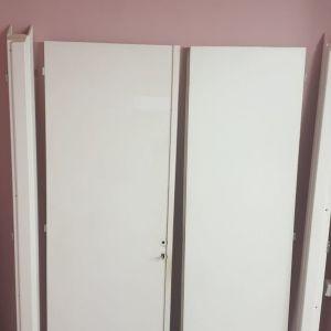 Πόρτα δίφυλλη κομπλέ