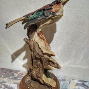 Διακοσμητικό αγαλματίδιο πουλί.