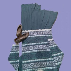 Vintage Πλεκτή μπλούζα Tricoteen 90s