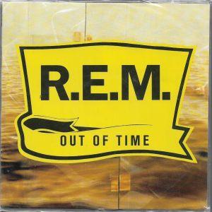 CD / rem  / out of time / ORIGINAL CD