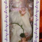 Πορσελάνινη κούκλα χειροποίητη συλλεκτική 3