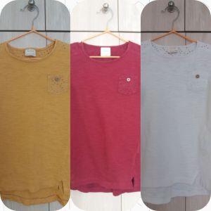 3 μακρυμανικες μπλουζες zara για 4 ετων
