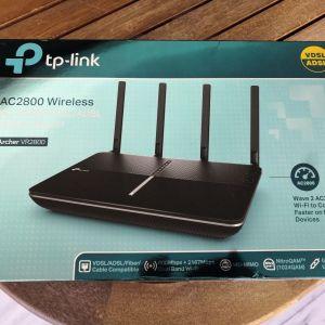 TP-Link Archer VR2800 VDSL/ADSL Modem Router