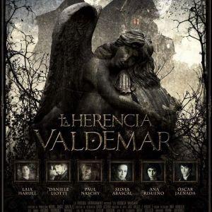 DVD Ταινια. *LA HERENCIA VALDEMAR.* Τρόμου, Μυστηρίου.
