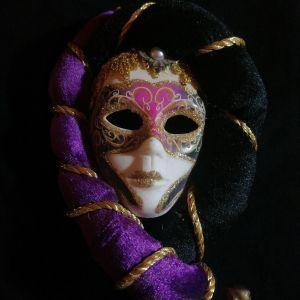Souvenir μάσκα από Ιταλία.