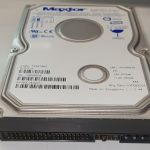 Σκληρός Δίσκος HDD 3.5΄΄ MAXTOR DiamondMax Plus  80Gb 7200rpm IDE/ATA-133