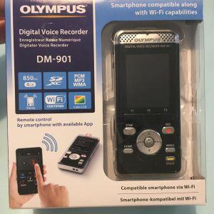 Δημοσιογραφικό επαγγελματικό μαγνητόφωνο OLYMPUS DM-901