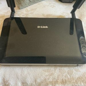 Wireless Router 4G LTE D-Link DWR-921