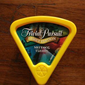 Trivial Pursuit Family Edition Μέγεθος Τσέπης