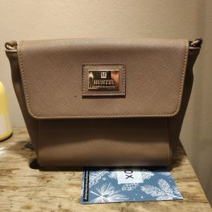 Hunter Τσάντα χιαστί - PVC