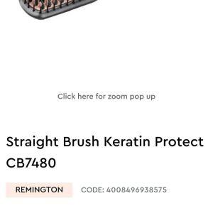 Remington ισιωτική Βούρτσα