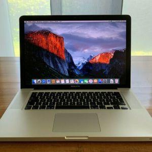 Apple MacBook Pro 15.4''