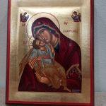 Παναγία Γλυκοφιλουσα 20×16