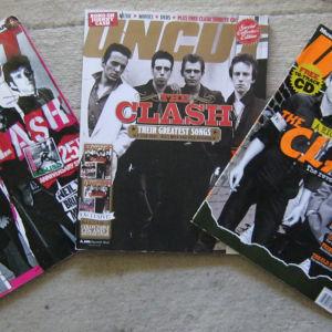 περιοδικό Uncut (3 τεύχη)