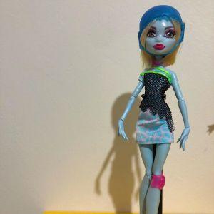Monster High Skultimate Roller Maze Abbey Doll