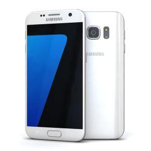 Samsung S7 λευκό + γνήσιοι φακοί (τηλεφακός και wide) + γνήσια θήκη samsung (συν 1 αχρησιμοποίητη δερμάτινη) + ακουστικά samsung (στο κουτί τους)