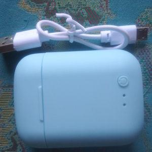 Bluetooth Ακουστικά (pastel blue)