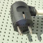 HI-FI   POWER CABLE - Καλώδιο τύπου 8αρι - Τροφοδοσίας 220V