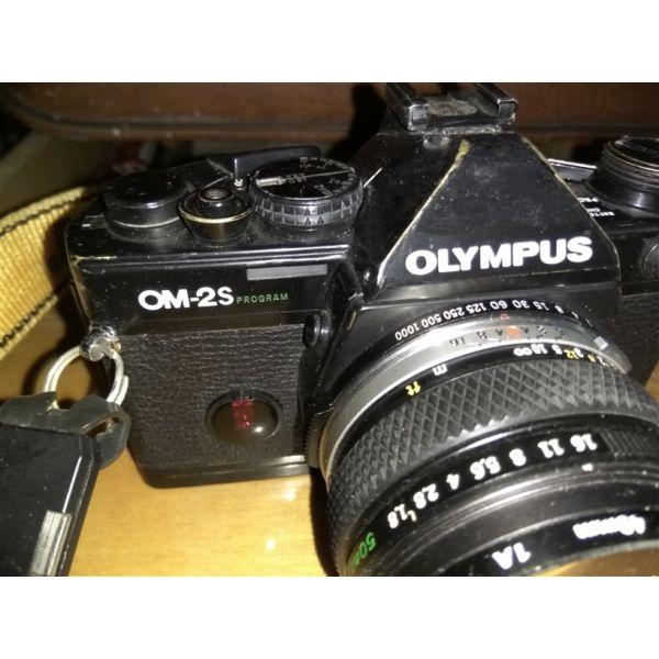 OLYMBUS OM-2S