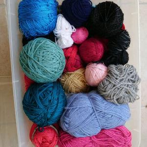 Νήματα  πλέξιμο/βελονάκι μάλλινα, βαμβακερά, καλοκαιρινά, χειμωνιάτικα συλλογή