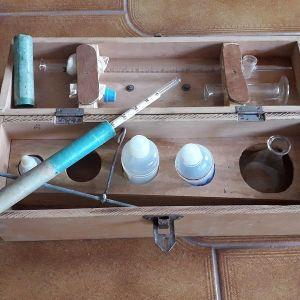 Τεστ κιτ μέτρησης οξύτητας ελαιολάδου Vintage
