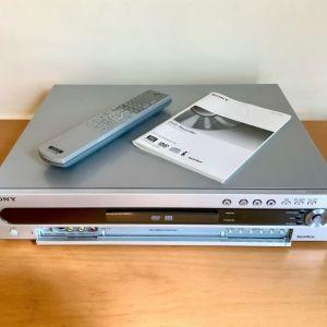 SONY DVD Recorder RDR-GX700