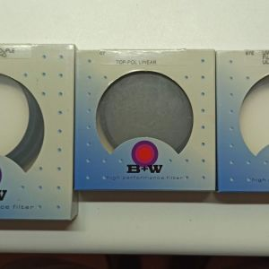 B&W filters 67mm