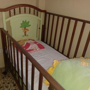 Βρεφικό κρεβάτι/κούνια