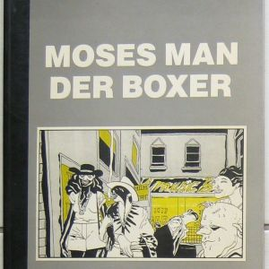 Muñoz / Sampayo - Moses Man, Der Boxer