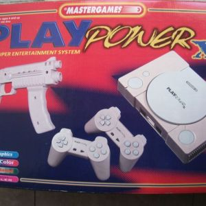 MASTER GAMES PLAY POWER X