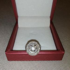 Ασημένιο Δαχτυλίδι 925 Αντίκα!!