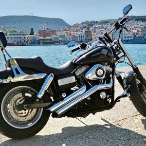 Πωλείται Harley Davidson FAT BOB 2008 σε τιμή ευκαιρίας.
