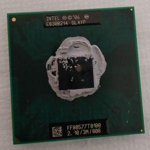 CPU Intel Core 2 Duo Processor T8100 επεξεργαστής