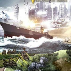 SID MEIER'S CIVILIZATION V COMPLETE EDITION ΓΙΑ PC(STEAM KEY)