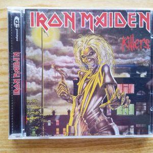 CD IRON MAIDEN - Killers (1981) Heavy Metal Rock