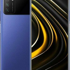 NEW XIAOMI Poco M3 64GB Cool Blue με ΚΟΥΤΙ ΣΦΡΑΓΙΣΜΕΝΟ